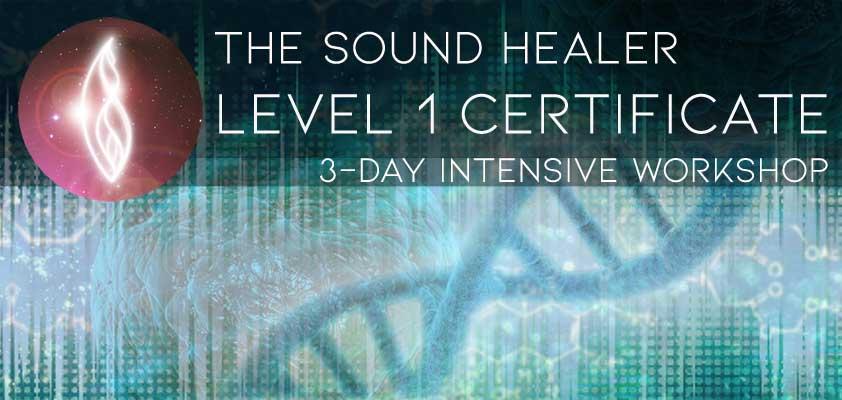 Sound Healing Certification Programme The Sound Healer